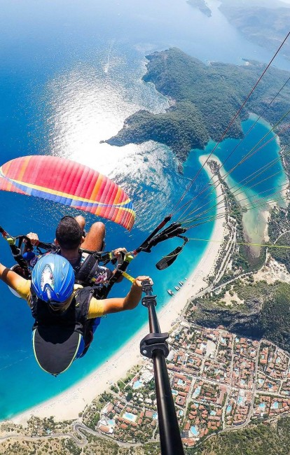Find the best extreme sports activities in Pefkohori from Apartment Chalkidiki