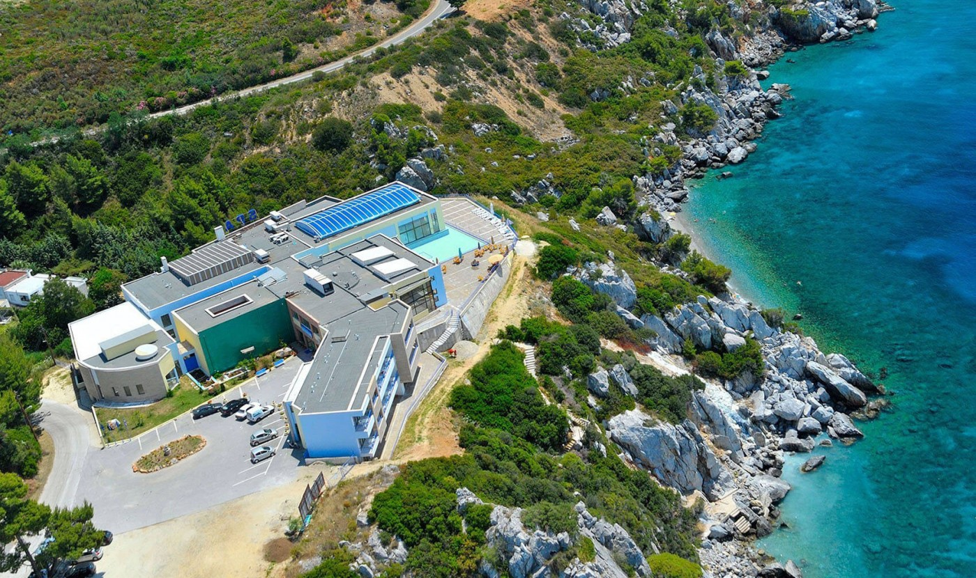 Learn about the available thermal spa of Kassandra only from Apartment Chalkidiki